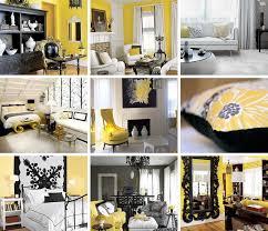 black white and yellow bedroom black white gray and yellow bedroom living room fabric curtains