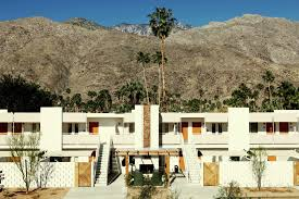 best hotels in palm springs for a desert getaway