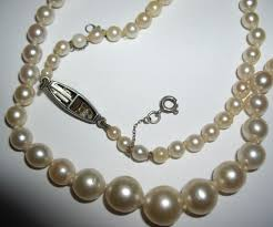 pearls necklace price images Jewels collecting dust pearl jewellery JPG