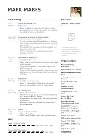 Sample Resume For Prep Cook by Download Cook Resume Haadyaooverbayresort Com