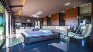 chambre a coucher contemporaine design design interieur chambre coucher moderne tête lit blanche rangement