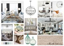 living room concept board culbreath interiors