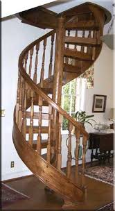 Wooden Spiral Stairs Design Wood Spiral Staircases Design Of Your House Its Idea For