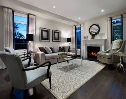 model homes decorated enclaves of upper canada menkes developments
