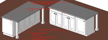 how do you build a kitchen island how to make a kitchen island in revit best kitchen island 2017