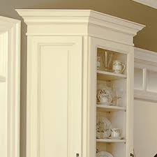 kitchen wall cabinet end shelf specialty accessory cabinets cliqstudios