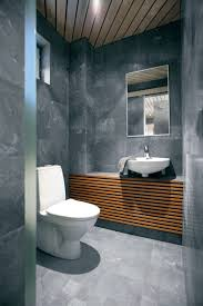 European Bathroom Design by Modern Wood Bathroom Modern Minimalist Decor With A Homey Flow