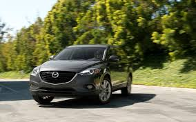 mazda 2 crossover 2013 mazda cx 9 grand touring awd first test motor trend