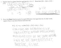 algebraic proofs activity collection of solutions algebraic