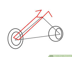 how to draw a motorbike hobbiesxstyle