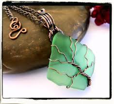 How To Make Jewelry From Sea Glass - 25 unique sea glass jewelry ideas on pinterest sea glass sea