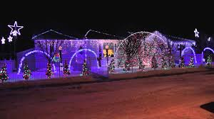 light display synchronized to 3