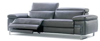 canap relax moderne canape relax moderne canapac relaxation 3 places cuir noir cobra