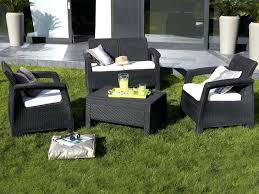 mobilier de jardin en solde mobilier jardin leroy merlin 2015 un salon de a moins 170eur chez