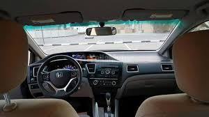 used honda civic 2013 used honda civic 2013 car for sale in dubai 755237 yallamotor com