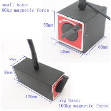 led gooseneck machine light 1w led gooseneck machine work light on magnetic base in industrial