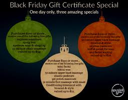 black friday deals on gift cards coming soon black friday specials spa nijoli u0026 salon