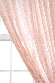 Light Pink Window Curtains Pink Grey Nursery Project Nursery Pertaining To Light Pink