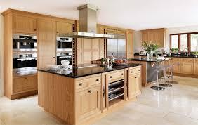 mod鑞e cuisine avec ilot central modele cuisine avec ilot central table 13 terrific solid oak