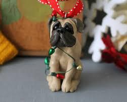 bullmastiff ornament ready to ship bull mastiff