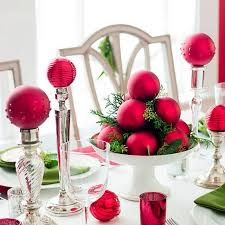 christmas table centerpieces 50 best diy christmas table decoration ideas for 2017