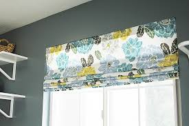 How To Hang Roman Blinds Instructions Diy Roman Shades From Blinds Withheart