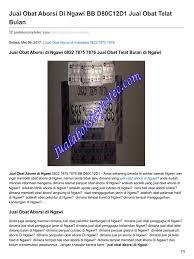 Toko Pil Aborsi Ngawi 1520709960 V 1