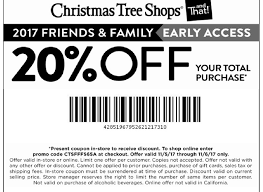 christmas tree shops coupons printable coupons in store u0026 coupon