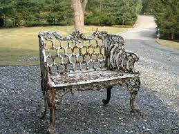 Antique Wrought Iron Outdoor Furniture by Antique Wrought Iron Patio Furniture Value Victorian Cast Iron