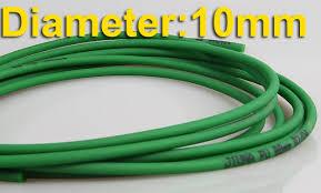 durchmesser fl che 10 mt los durchmesser 10mm grün raue oberfläche pu industrielle