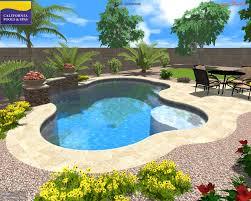 travertine pool deck special u2022 california pools u0026 landscape