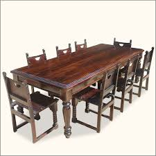 dining room table sets leather chairs home interior design ideas