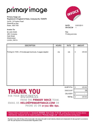 ltd company invoice template uk invoice example