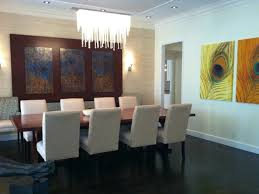 Modern Chandeliers For Dining Room Modern Dining Room Lighting Gallery With Ceiling Lights Picture