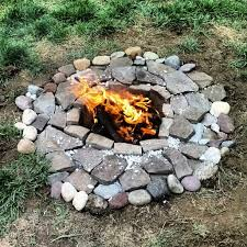 Backyard Campfire Backyard Fire Pit Home Depot Outdoor Furniture Design And Ideas