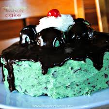 chocolate mayonnaise cake cherries dark chocolate ganache cakes