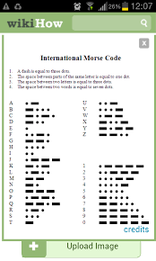 how to learn morse code 12 steps with pictures wikihow