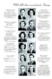 online high school yearbook see you next year high school yearbooks from wwii