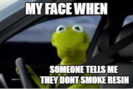 Kermit Meme My Face When - kermit the frog imgflip