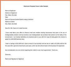 7 business proposal letter sample pdf budget proposal