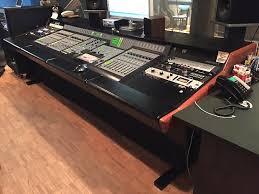 Argosy Console Desk Argosy Desk For Digidesign Procontrol Also Avid C24 Reverb
