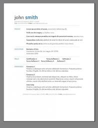 show resume format examples of resumes choose show me good resume