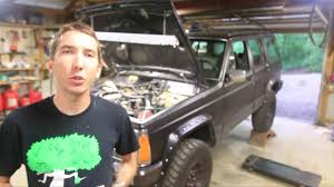 99 jeep grand fuel how to change your fuel filter tune up item 1