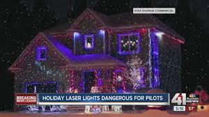 faa pilots warn of dangers of laser lights kshb 41