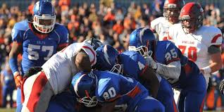 thanksgiving day football scores football previewing vineland vs millville
