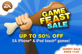 black friday ipod touch ea u0027s black friday sale 15 iphone games discounted 50 percent