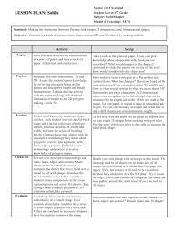 3 Dimensional Shapes Worksheets Math Uti Cleveland Educator