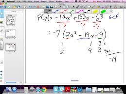 solving quadratic equations by factoring grade 11 mixed lesson 3 4
