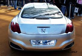 peugeot 102 car 2008 peugeot rc hybrid4