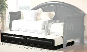 daybed full daybed with trundle pop up size mattress frame twin